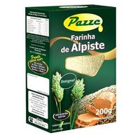 Farinha de Alpiste Integral - 200g - Pazze