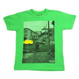 Camiseta Streets Puramania