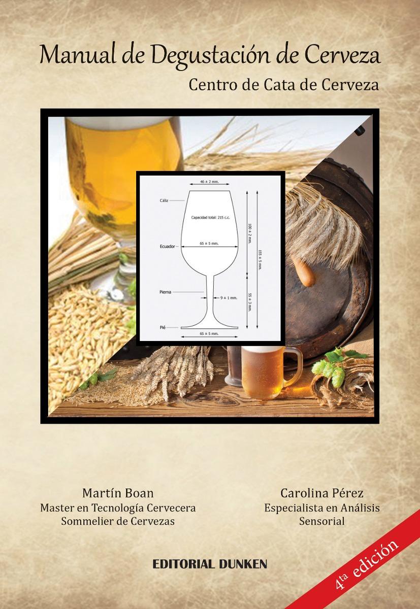 Manual de degustación de cerveza. Centro de cata d...