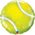 globo pelota tennis 45cm desinflado apto helio