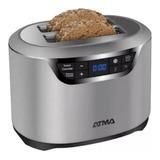 Tostadora Acero Pro Cook Digital Atma To8031ssde