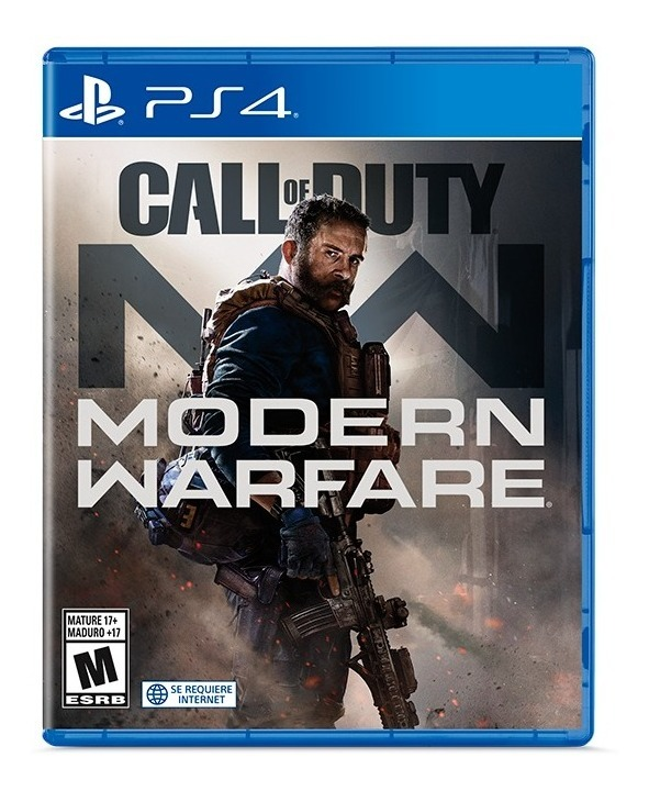 Call Of Duty Modern Warfare Ps4 Fisico Sellado Original