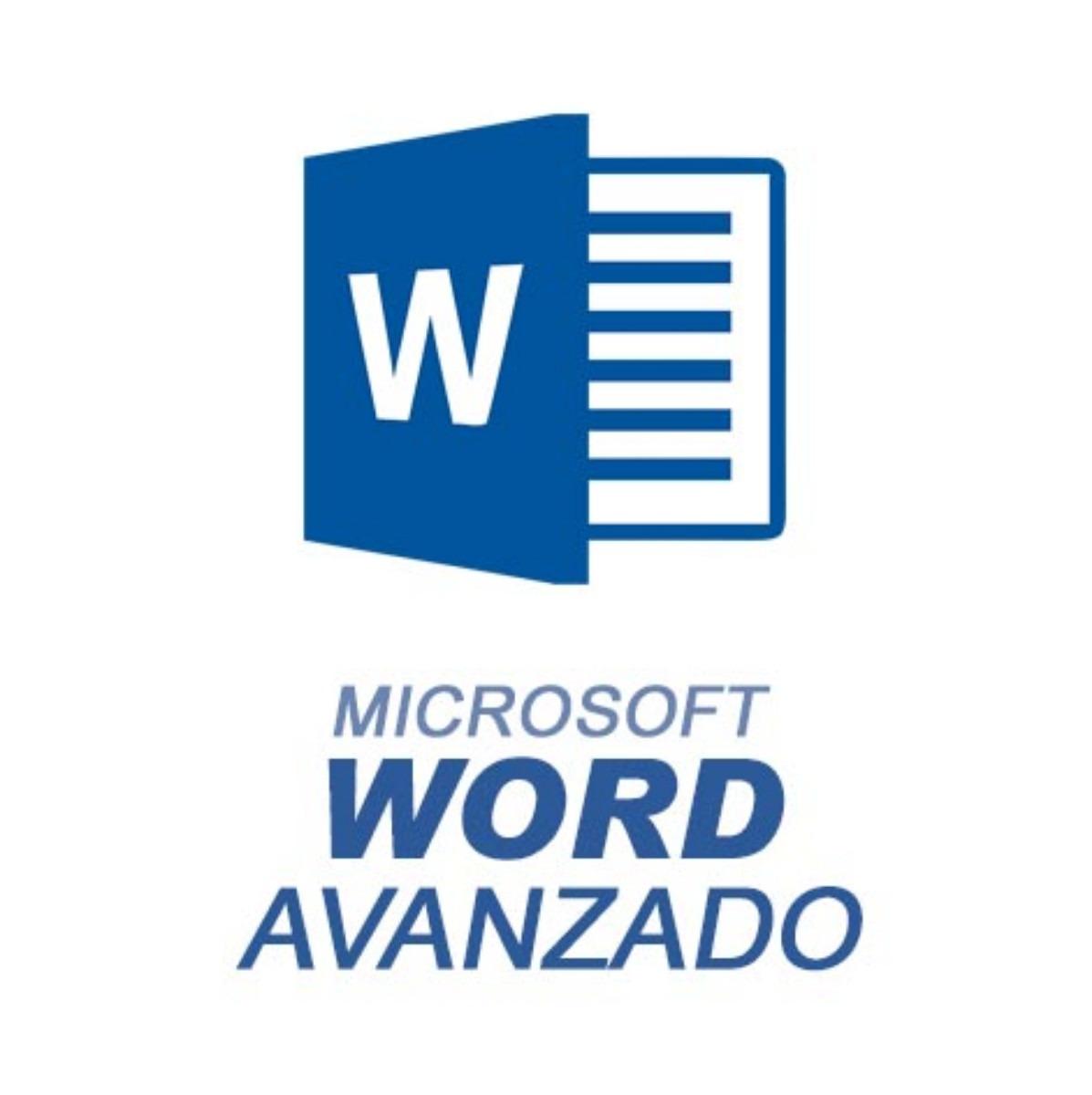 Microsoft Word Avanzado