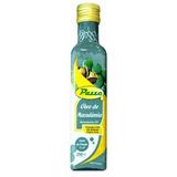 Oleo de Macadamia Extra Virgem - 250ml Pazze