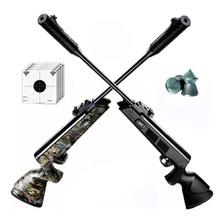 Rifle Aire Comprimido Fox Nitro Compact Piston Balines Caza