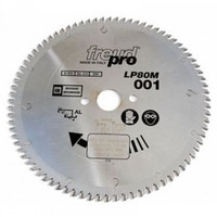 """Disco de Serra para Alumínio 250 mm (10"""") 80 Dentes - LP80M-001 - Freud"""