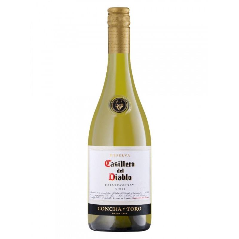 Vinho Fino Chardonnay Casillero Del Diablo 750ml - Concha y Toro