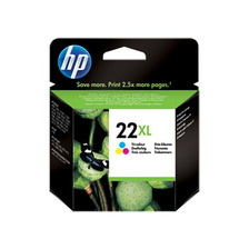 Cartucho Hp 22xl Color Original C9352a En Caja