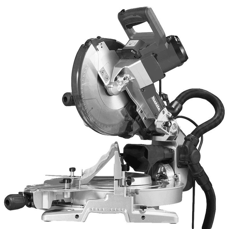 Serra de Meia Esquadria 1510 Watts 260mm Marcação a Laser - LS1019L - Makita