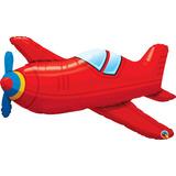 globo avión 91cm desinflado apto helio