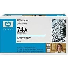 Toner Original Hp 92274a 74a - Hp Laserjet 4l 4ml 4p 4mp Por