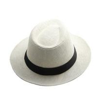 Comprar Sombrero Panama En Color Blanco Y Marron - Mercadolider a5fa50aa3e5e