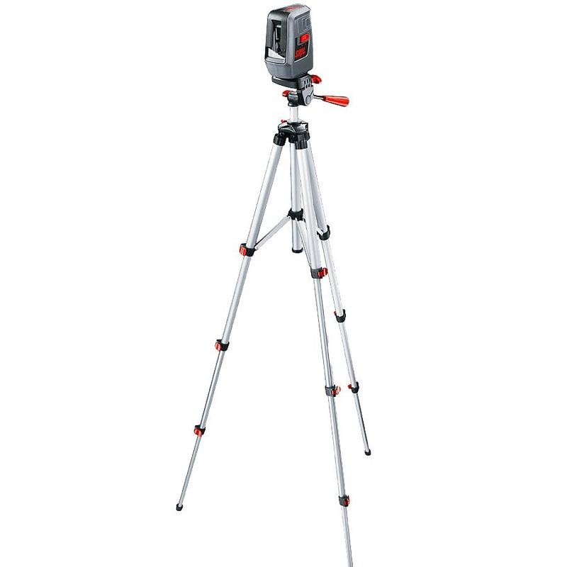 Nivel Autonivelante a Laser Linha 10 Metros + Tripé 0516 - F0150516BC -  Skil