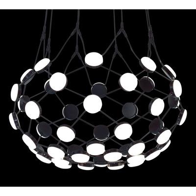 Colgante Led Ultra Moderno 190w Magic Deco Jaula Luz Desing