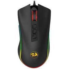 Mouse Gamer Redragon Cobra Fps M711 Led Rgb 24000dpi