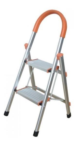 Aluminio, 3 Pelda/ños Escalera Pregable Aluminio