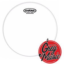 Parche Evans Usa Tt10gr 10  Genera Resonant Clear Greymusic