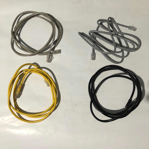 4 Cables Utp