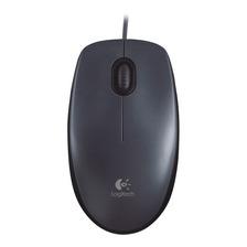 Mouse Optico Hd Usb Logitech M90 1000dpi Cable Garantia Ofic