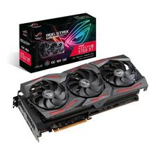 PLACA DE VIDEO AMD ASUS ROG STRIX RADEON RX 5700 SERIES RX 5700 XT ROG-STRIX-RX5700XT-O8G-GAMING OC EDITION 8GB