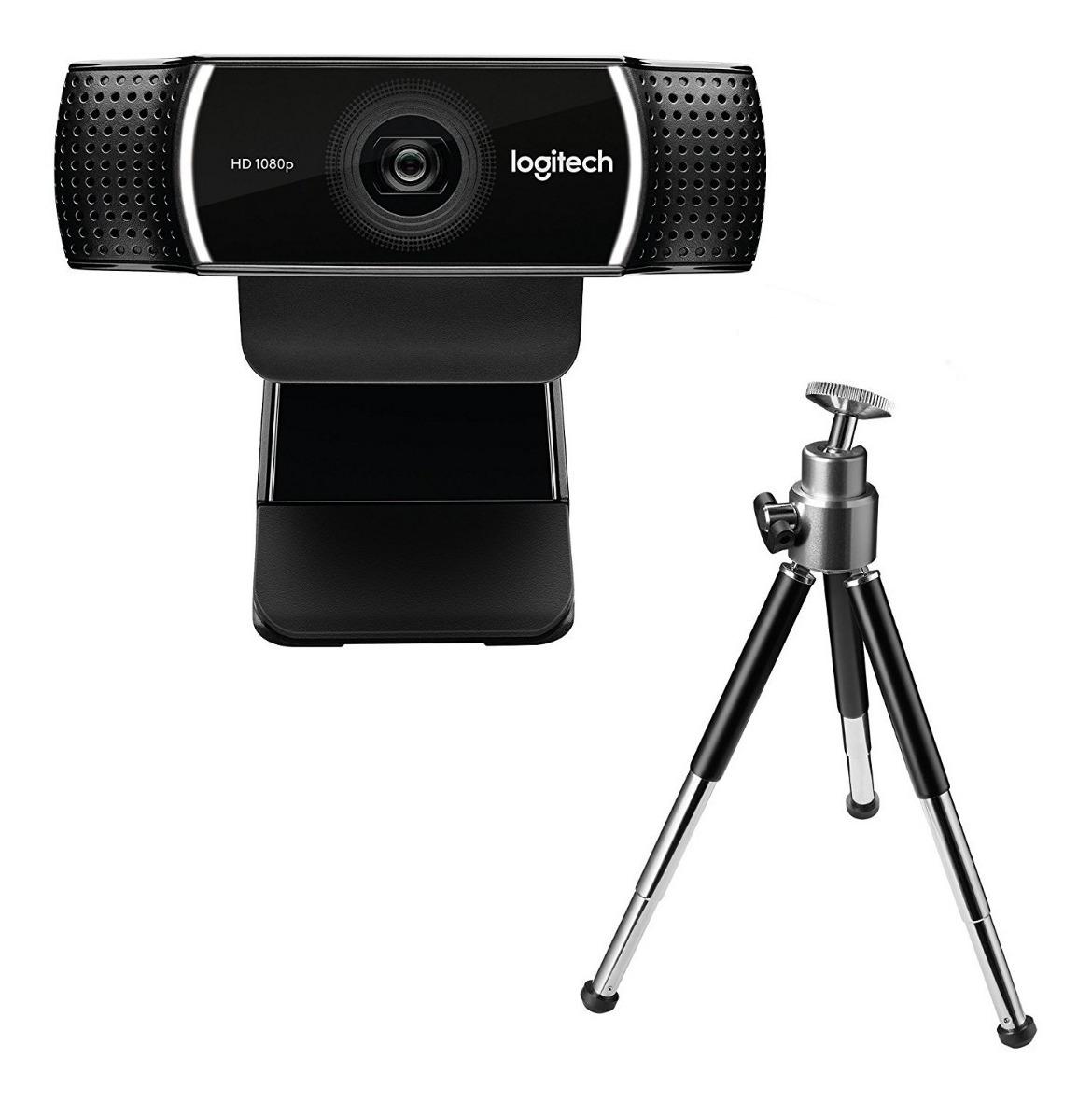 Camara Web Webcam Logitech C922 Pro Stream Full Hd +q C920