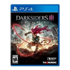 Darksiders 3 Iii Ps4 Fisico Original Sellado