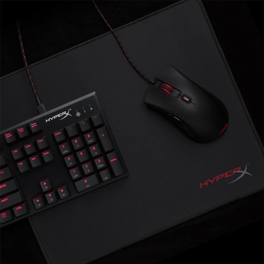 Mousepad Gamer Hyperx Fury Pro Mouse Pad Medium M Tejido