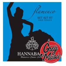 Encordado Hannabach 827ht Flamenco Alta Tension