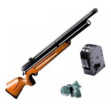 Rifle Aire Comprimido Fox Pcp M22 5.5 - Regulado - 10 Tiros
