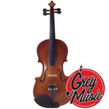 Violin Kohmann 4/4 V0144em Acces. Ebano Estuche Arco Resina