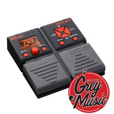 Pedalera Multi Efectos Para Bajo Zoom B1on - Grey Music -