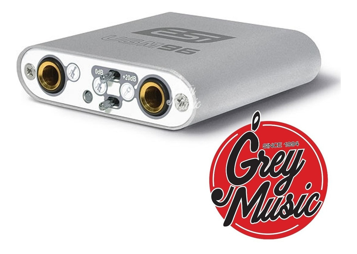 Esi Pro Maya Ugm96 Interface Guitarra Y Microfono Plug