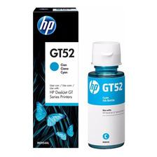 Tinta Hp Original Gt 52 Color Cyan Sistema Ink Gt 5280 410