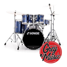 Bateria Sonor Smart Force Brushed Blue -smf11 Stage1 Bb-