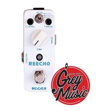 Mooer Reecho Micro Pedal De Efecto P/guit  T: Delay  Analog