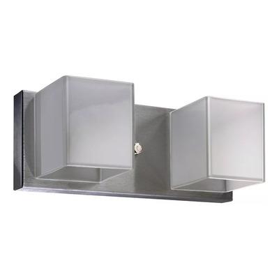 Aplique Moderno Multidireccional 2 Luces Interior Apto Led