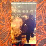 Fyodor Dostoevsky.  CRIME AND PUNISHMENT.
