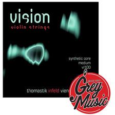 Encordado Thomastik Vi100 1/2 Vision 1/2 Synthetic Core
