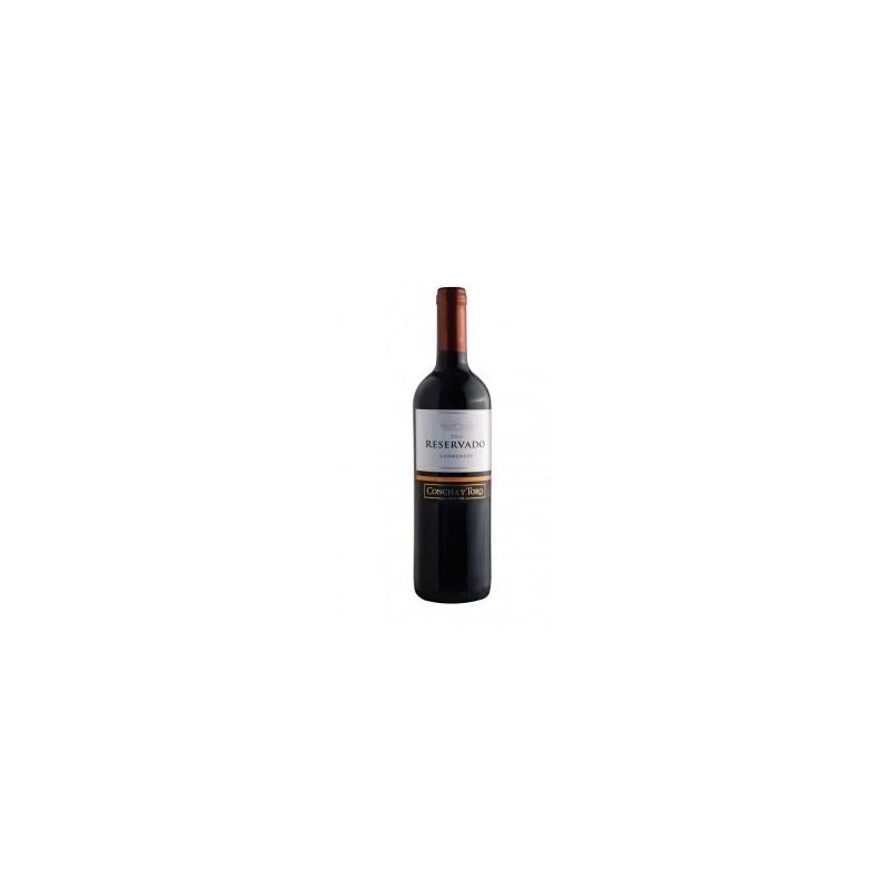 Vinho Fino Carménère Reservado 750ml - Concha y Toro