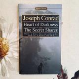 Joseph Conrad. HEART OF DARKNESS/THE SECRET SHARER