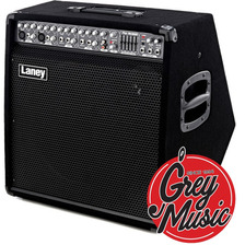Amplificador Laney Ah300 Combo Multiuso 300w 1x15  + Tweeter