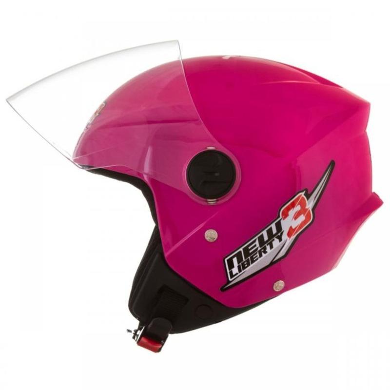 Capacete Pro Tork New Liberty 3 Feminino Rosa