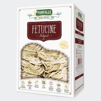 Fetucine Integral Grano Durum com Ovos - 500g Farfalle