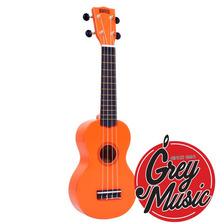 Ukelele Soprano Mahalo Mr1or Naranja C/ Funda  - Grey Music