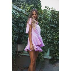 Vestido Leon Lila