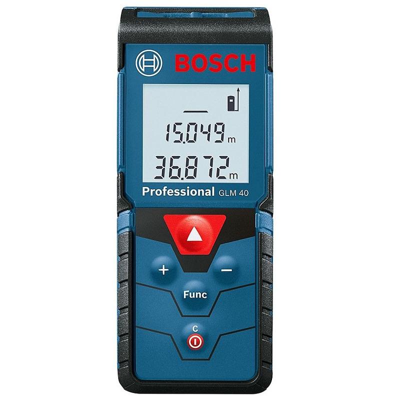 Trena à Laser 40m - GLM 40 - Bosch