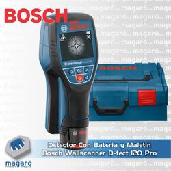Detector Bosch Wallscanner D-tect 120...