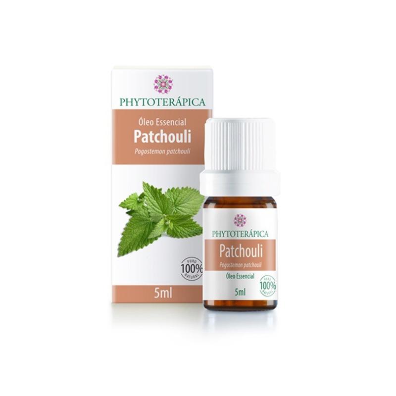 Oleo Essencial de Patchouli 5ml - Phytoterapica