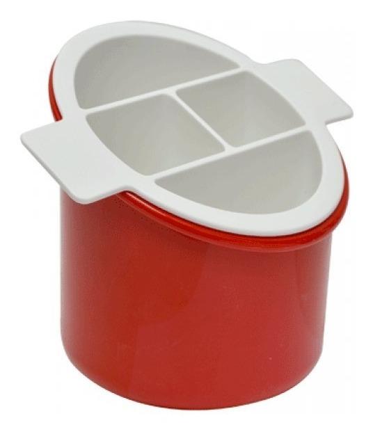 Escurridor De Cubiertos Guzzini Italiano Plastico Premium