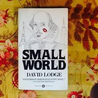 David Lodge.  SMALL WORLD.